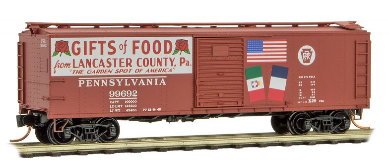 Pennsylvania [Gifts of Food]