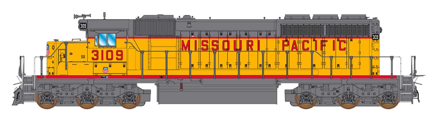 Missouri Pacific / UP