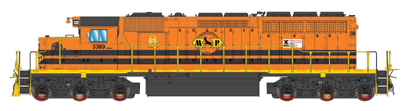 G&W / Marquette Rail