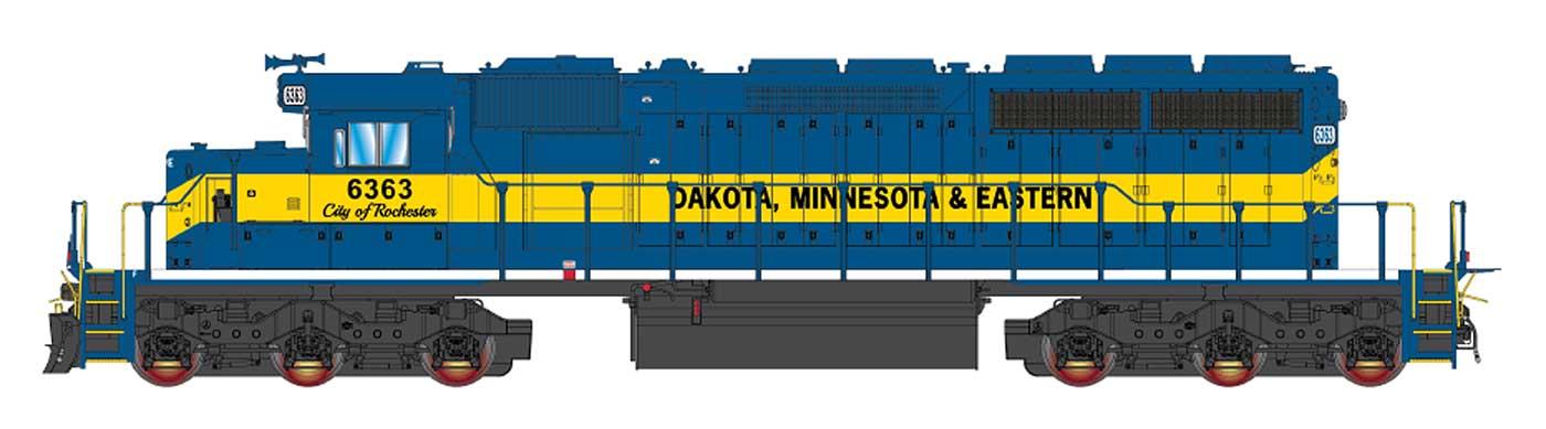 Dakota Minnesota & Eastern