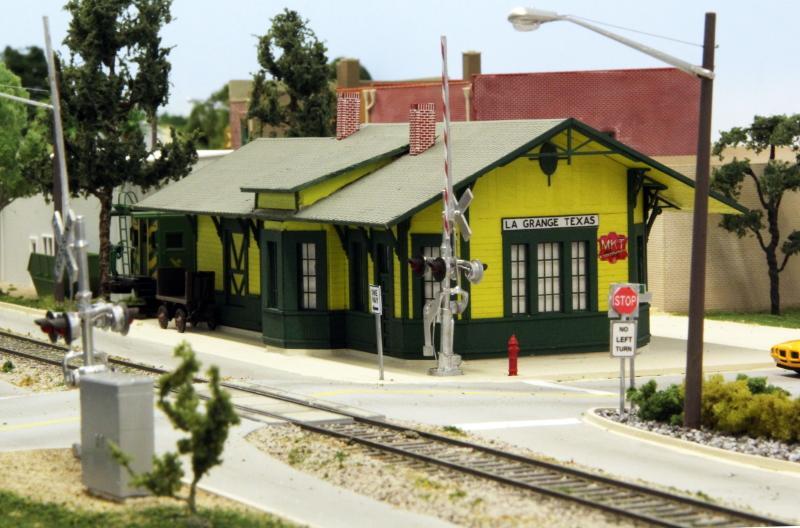 La Grange, Texas MKT Depot