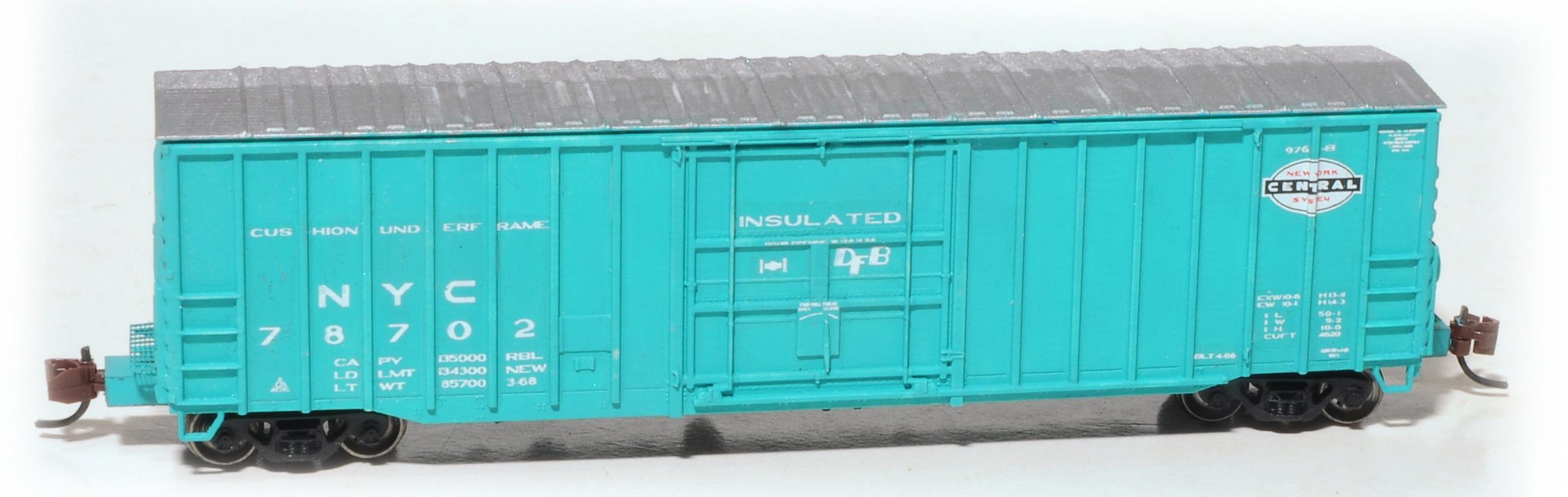 X-65 Boxcar N