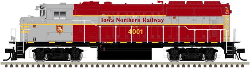 Iowa Northern Railway
