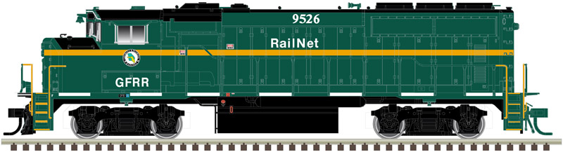 Georgia & Florida Railnet