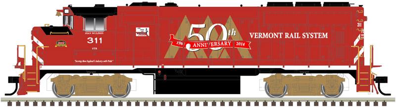 Vermont Railway