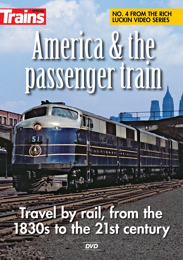 America & the Passenger Train
