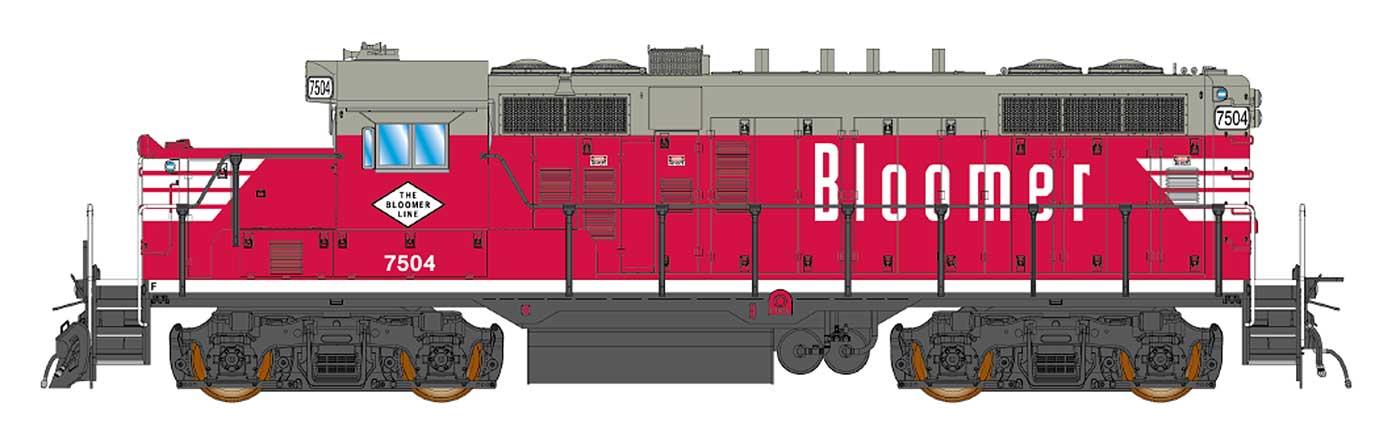 Bloomer Line (exCB&Q)