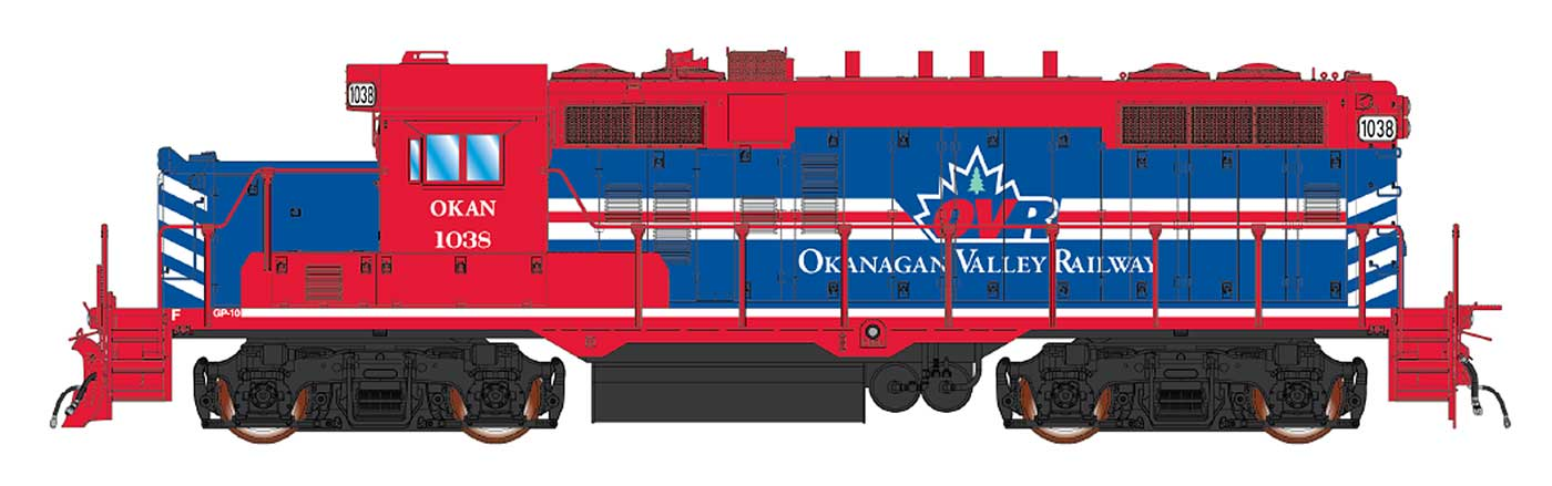 Okanagen Valley Railway