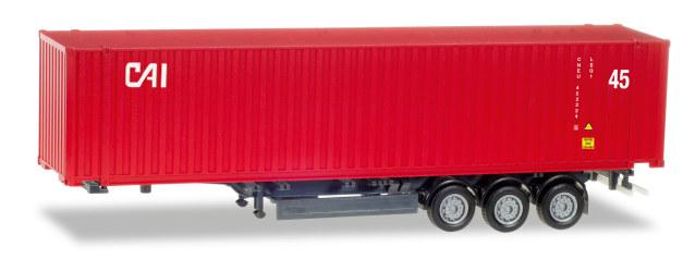 45ft. Container-Auflieger