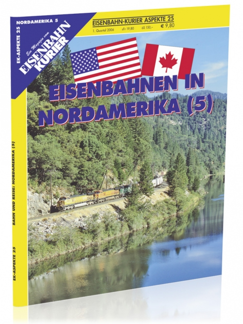 Eisenbahnen in Nordamerika 5