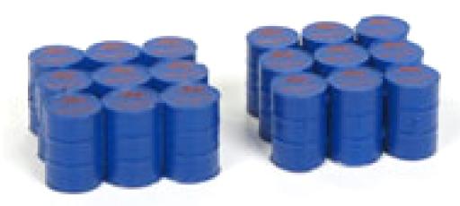55 Gallon Drums Mobil Oil