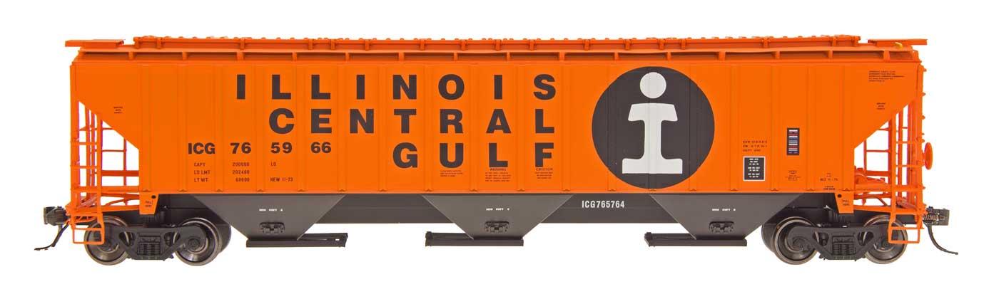 Illinois Central Gulf