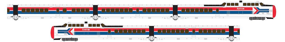 Amtrak (late, Ph. I)