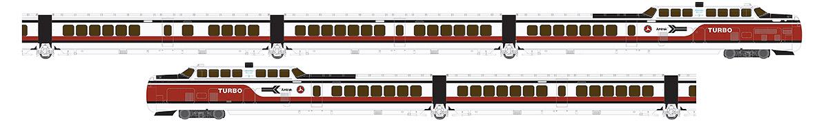Amtrak (early)