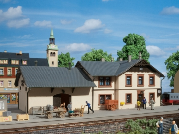 Bahnhof Oberrittersgrün