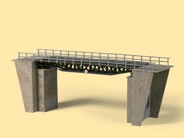 Fachwerkbrücke