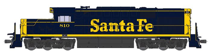 Santa Fe (past 1972)