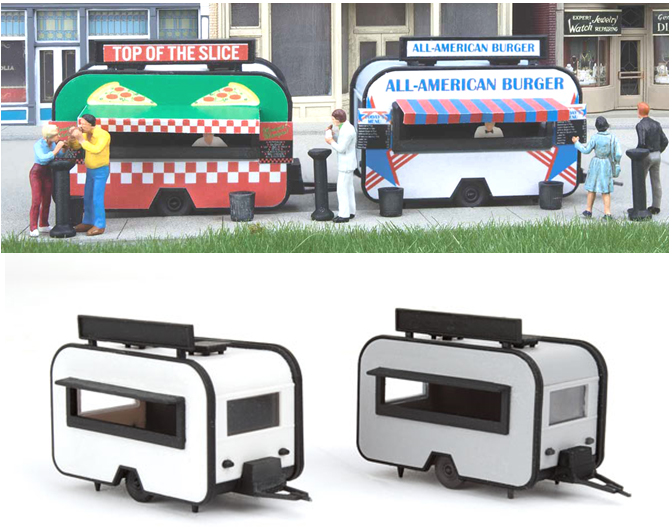 Food Trailer Kit (2-pack)