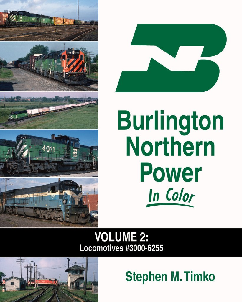 Burlington Northern Power, Vol. 2