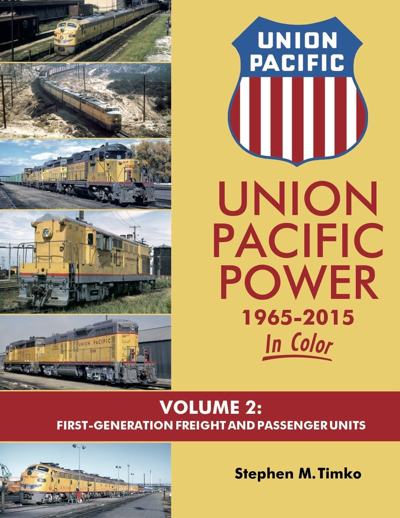 Union Pacific Power, Vol. 2