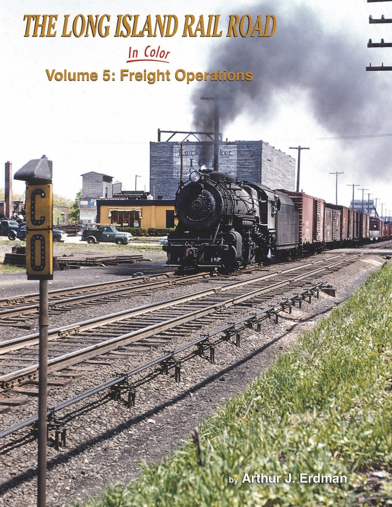 Long Island Railroad, Vol. 5