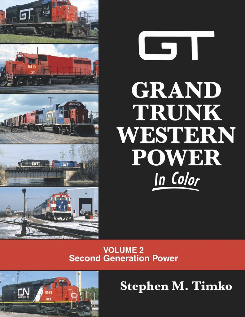 Grand Trunk Western Power, Vol. 2