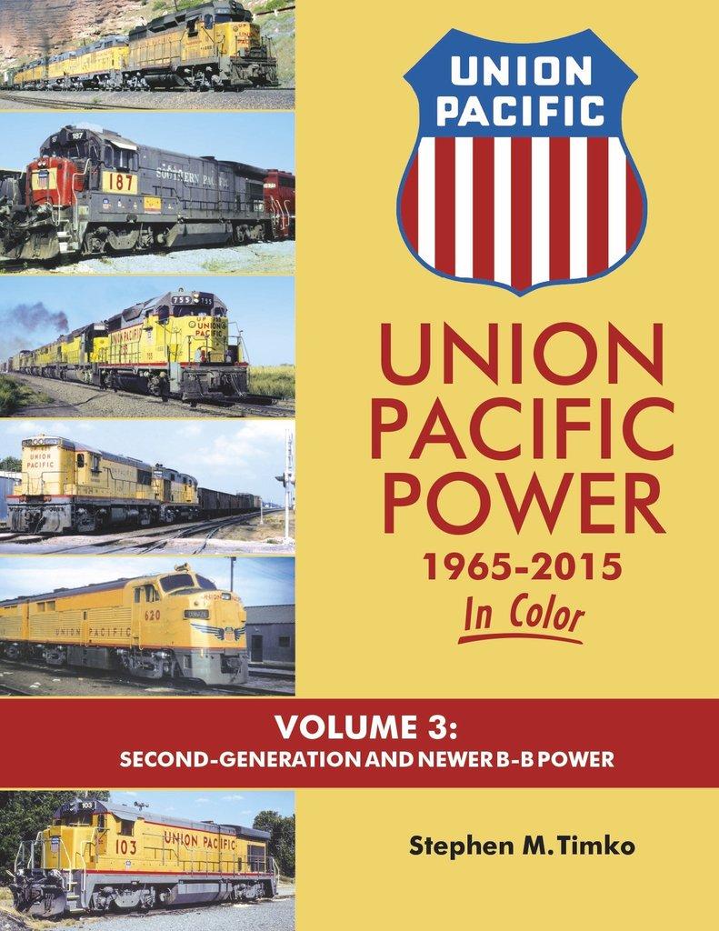 Union Pacific Power, Vol. 3