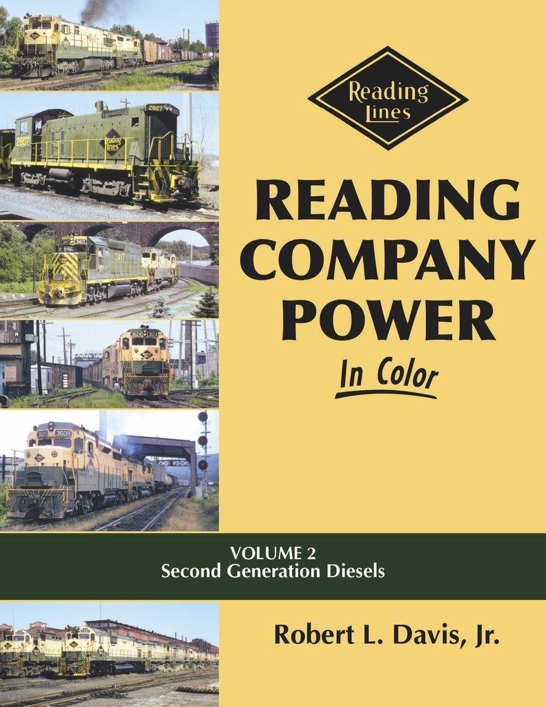 Reading Company Power, Vol. 2