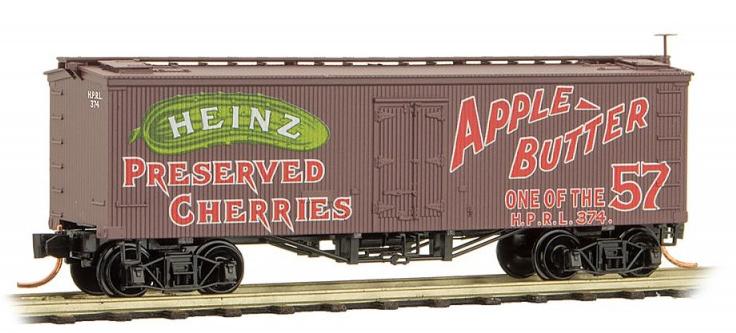 40' Wood Reefer Heinz