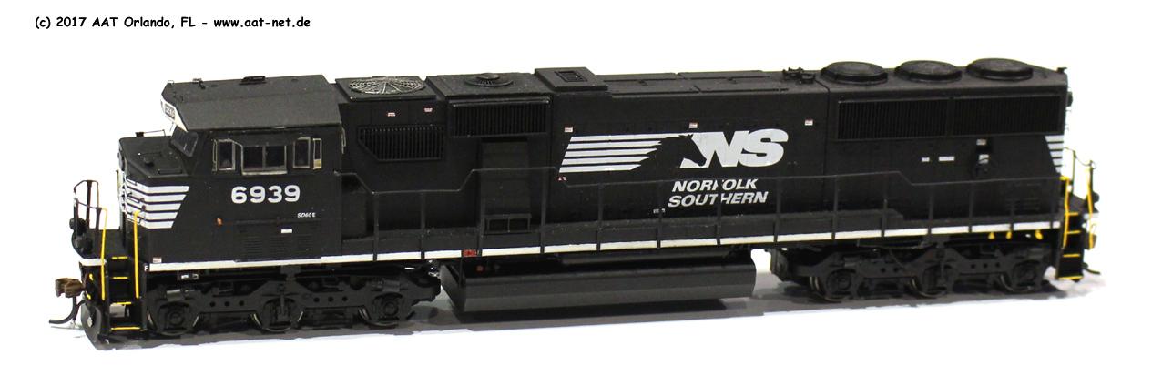 EMD SD60E