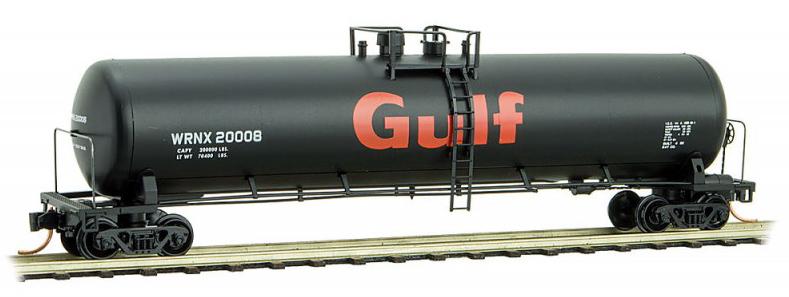 Gulf Oil / WRNX