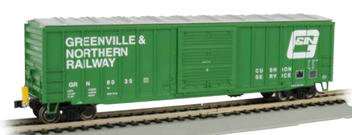 Greenville & Northern Railway