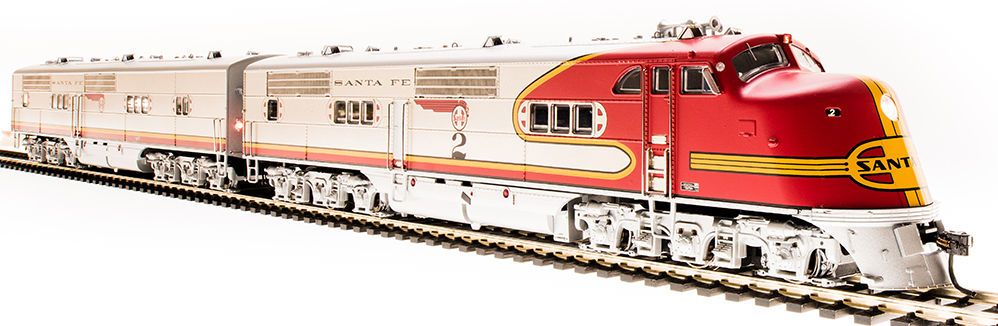 Santa Fe (post war)