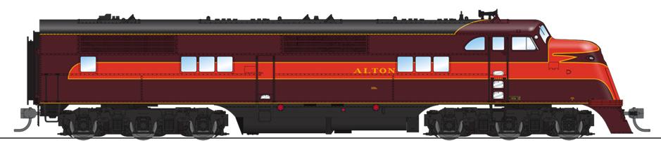 Alton Railroad