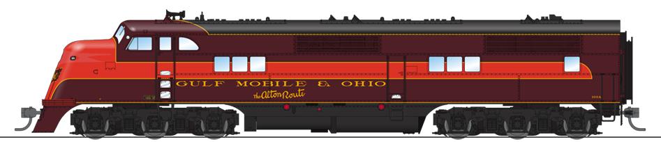 Gulf Mobile & Ohio