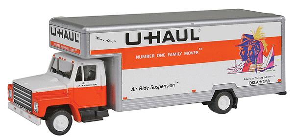 U-Haul Super Mover
