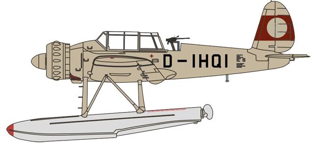 Arado Prototyp