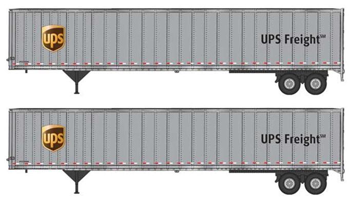 UPS Freight, modern shield logo