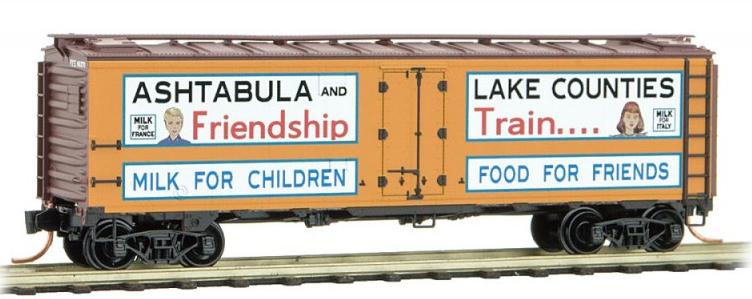 Ashtabula & Lake Counties