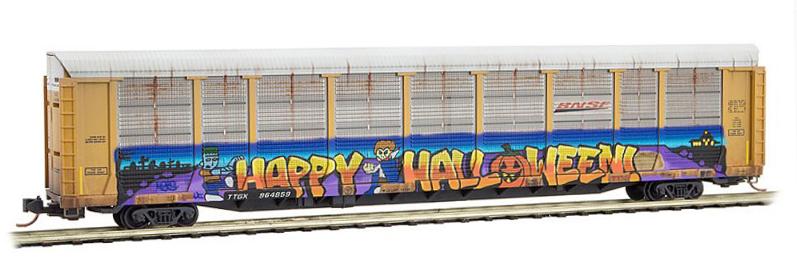 BNSF [Halloween]