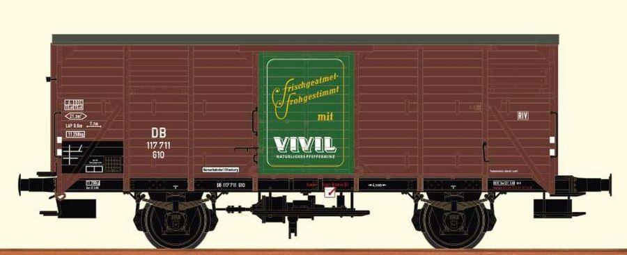 DB / Vivil