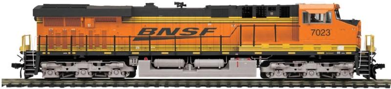 GE ES44 Diesel H0