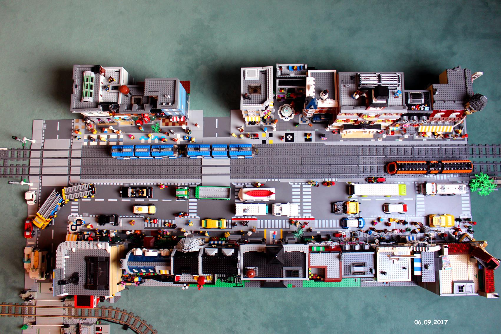 Lego City 09-2017