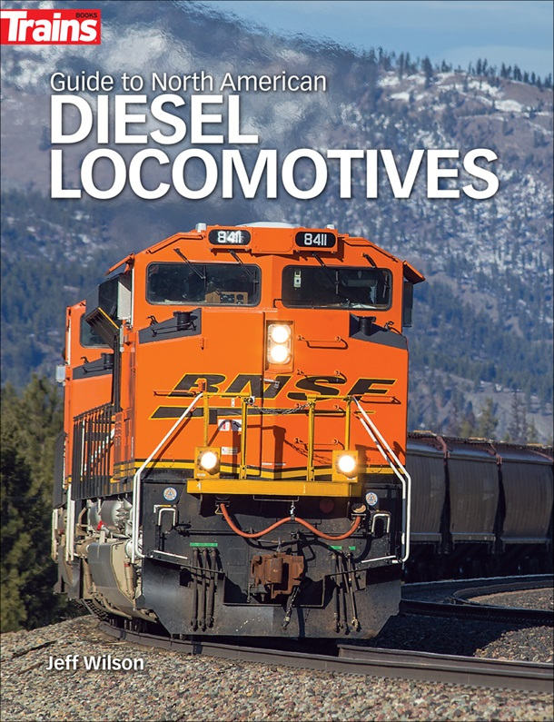 Guide to NA Diesel Locomotives