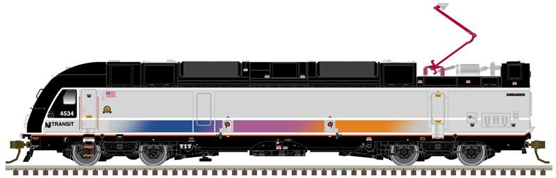 NJ Transit [100th ALP Edition]