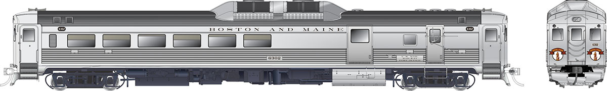 Boston & Maine [Minuteman]