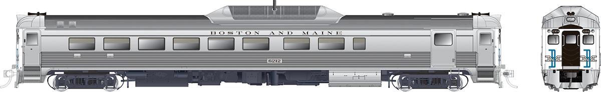 Boston & Maine [McGinnes]