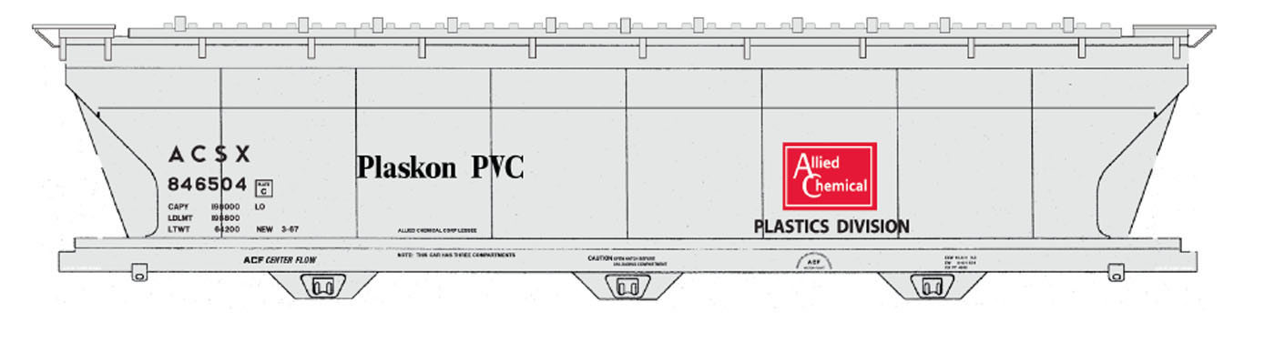 Allied Chemical - Plason PVC