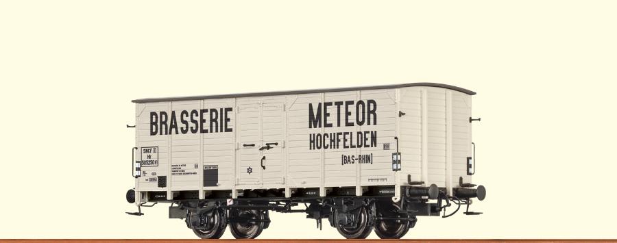 SNCF / Brasserie Meteor