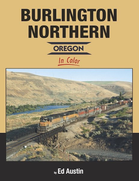 Burlington Northern - Oregon